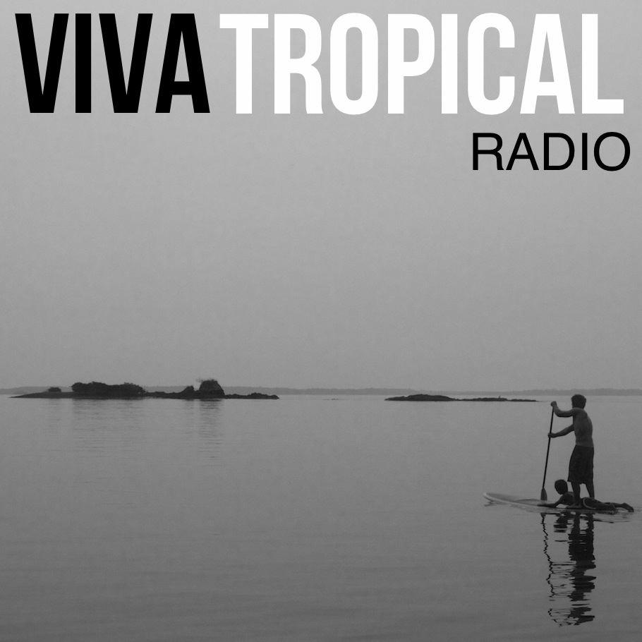 Viva Tropical graphic