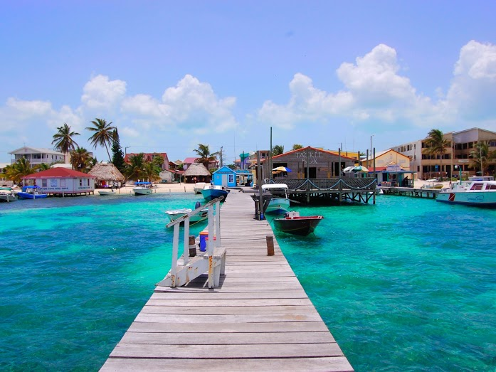 Ambergris-Caye-Belize Tourism