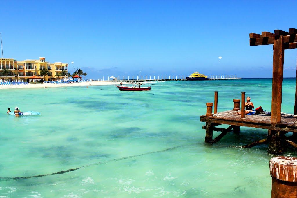 playa del carman panaramo